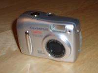 Olympus D-535 camera.
